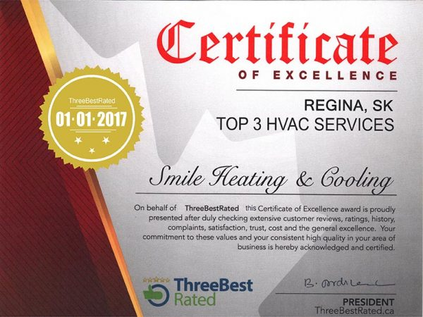 new-smile-heating-certificate